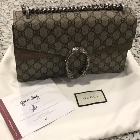 cb1aac8ed0a Gucci Handbags - Gucci Dionysus